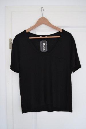 Alexander Wang Camiseta negro