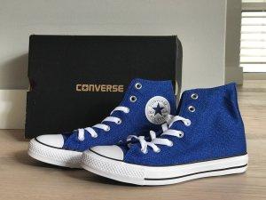 Converse Sneaker alta blu