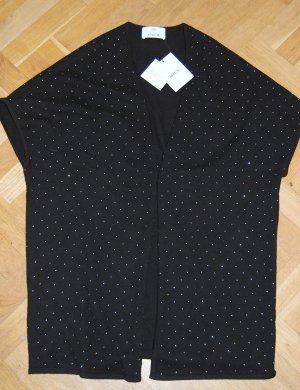 Allude Pullover in cashmere nero Cachemire