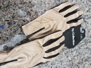 "Neu Alpinestars Motorrad Handschuhe Gr. M/7, City Collection ""Vika Glove"""