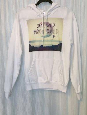 Neu American Apparel Gr S Pullover Sweater Hoodie Boho Hippie Winter Herbst