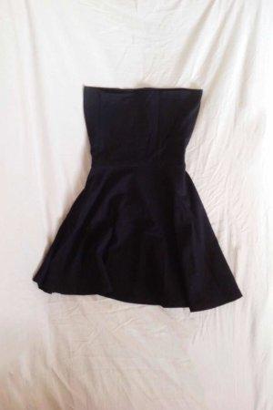American Apparel A Line Dress black cotton