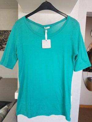 NEU American Vintage Shirt BATON ROUGE Türkis S