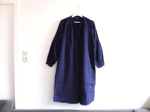 Antik Batik Abito a tunica blu scuro
