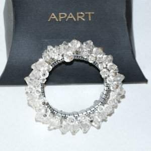 Apart Pulsera color plata metal