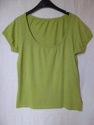NEU: Apfelgrünes T-Shirt von Tom Tailor