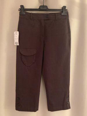 Apriori Capris brown cotton