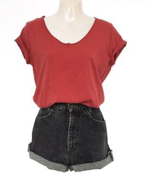 NEU Armedangels Basic T Shirt V Neck Eco Fair Nachhaltig Clean Minimal Bio Baumwolle Cotton
