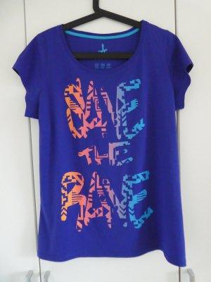 NEU – Atmosphere  – T-Shirt mit Aufdruck, dunkelblau