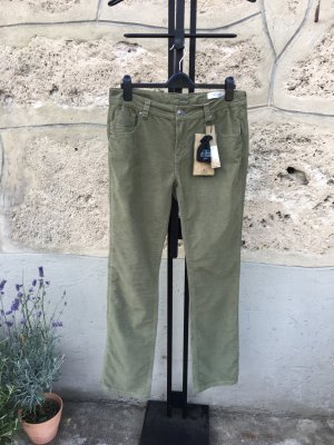 Mos Mosh Pantalón gris verdoso