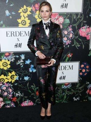 *** Neu & Ausverkaufter Blazer der ERDEM x H&M Kollektion 36/38 M***