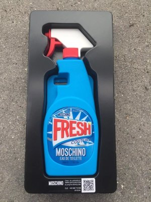 Neu Authentic Moschino iPhone 6 6s Hülle Case