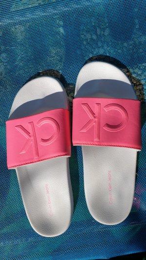 Calvin Klein Jeans Sandalo infradito multicolore