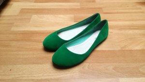 NEU Ballerina in grün, Gr. 37
