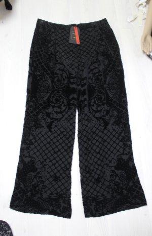 NEU Balmain H&M Hose Schlaghose High Waist Größe 42