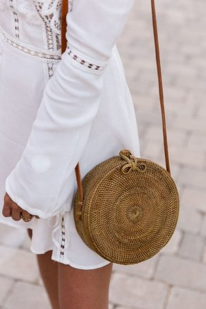 Basket Bag beige