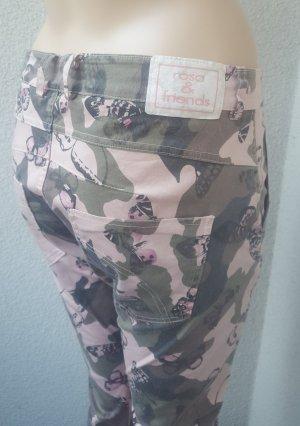 NEU * Bedruckte Jeans von Rosa & Friends - Gr. 38
