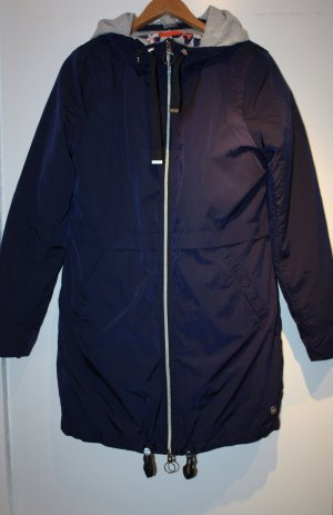 Bench Parka dark blue mixture fibre
