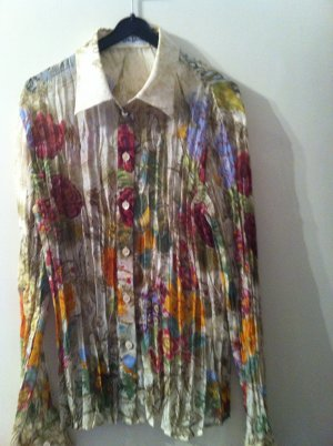 Betty Barclay Blouse en crash multicolore polyester