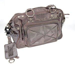 NEU - Beuteltasche - Handtasche grau - George Gina & Lucy Lafestyle