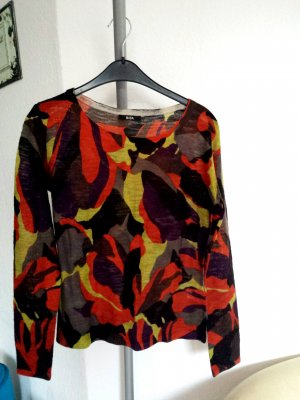 Biba Crewneck Sweater multicolored mixture fibre