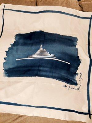 NEU!!! Blau/weißes Halstuch von Saint James