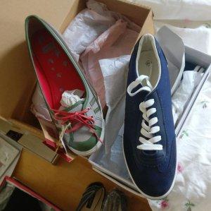 NEU blaue sneaker gr 39