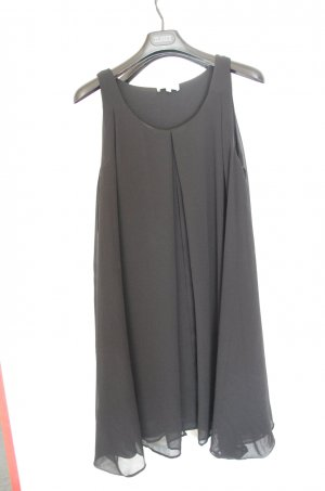 Blaumax Chiffon Dress black lyocell