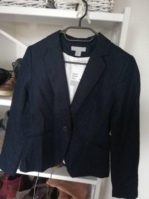 H&M Blazer in jersey multicolore Lino