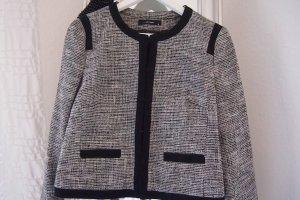 Hallhuber Tweed blazer veelkleurig Katoen
