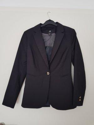 NEU Blazer in schwarz von H&M Gr. 34
