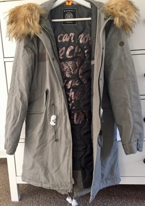 Blonde No. 8 Parka gris