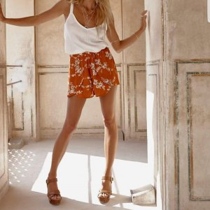 Neu! Boho High-waist shorts von Kivari the Label in Gr. XS