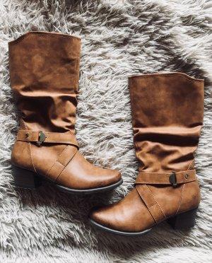 Tamaris High Boots brown