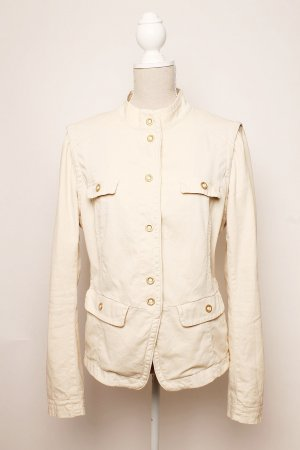 * NEU Boss Orange Jacke Blazer Weste creme weiß 40 42 large