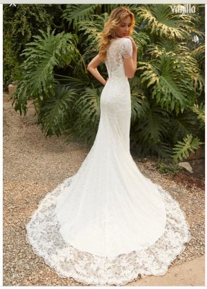 Vanilla Wedding Dress natural white-white