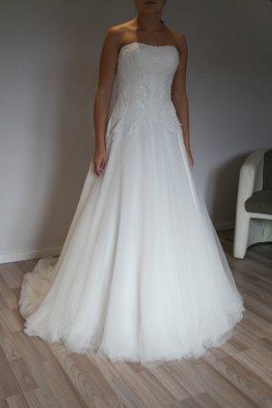 NEU!!! Brautkleid/Hochzeitskleid ivory Agnes Bridal Dream Gr.36