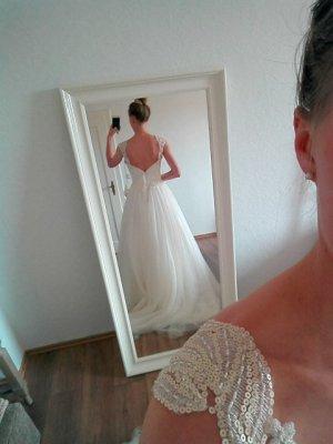 1-2-3 Paris Wedding Dress multicolored mixture fibre