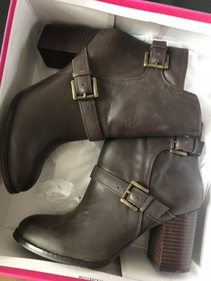 Neu Buffalo Boots cow leather Leder boho blogger