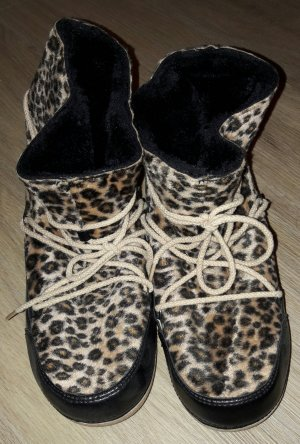 NEU! Buffalo Boots im Leoparden-Print!
