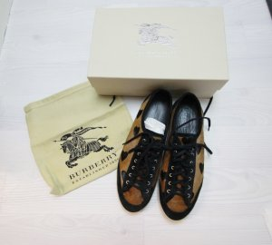 NEU Burberry Designer Sneaker Calf Hair Herz Design