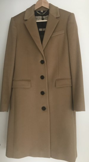 Burberry Wool Coat camel wool