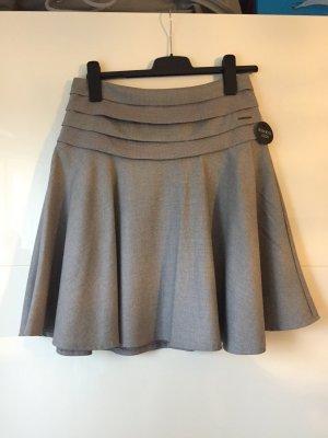 Orsay Flared Skirt grey