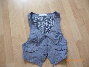 C&A Vest multicolored cotton