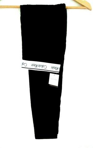 Neu Calvin Klein Leggings in schwarz CK mit Etikett