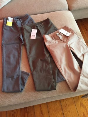 Neu: Calzedonia Skinny Jeans beige XS