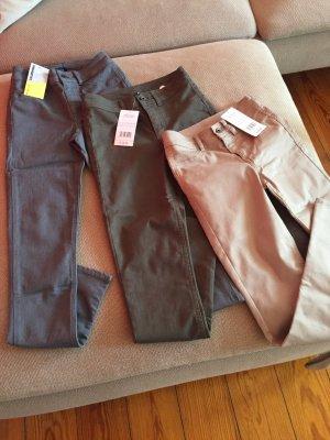 Neu: Calzedonia Skinny Jeans grau S