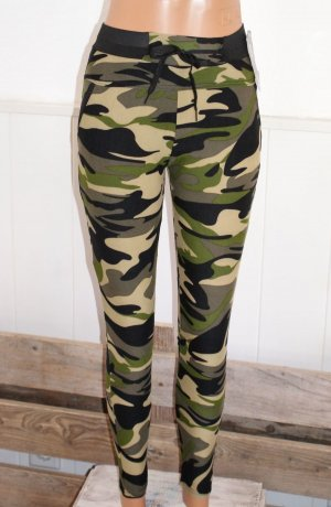 Leggings multicolored polyester