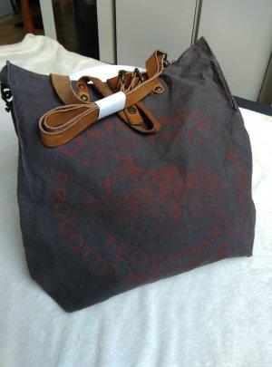 Campomaggi Pouch Bag multicolored leather