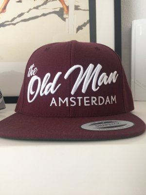 NEU Cap The Old Man Amsterdam
